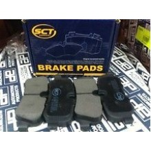 LAND ROVER DISCOVERY 3 RANGE ROVER SPORT REAR BRAKE PADS LR019627 OEM QUALITY
